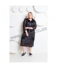 Кардиган-платье Женева, , , 5800-Ay, , Кардиганы