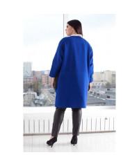 Пальто Авангард blue