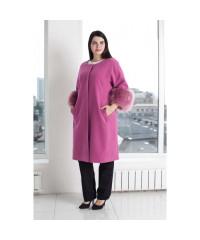 Пальто Vena purple