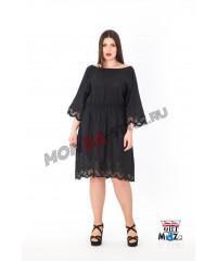 Платье Ажур black, , , 5609-Mz, , Платья