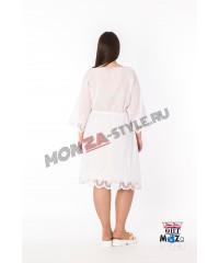 Платье Ажур white, , , 5609-Mz, , Платья