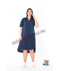 Платье - рубашка Дени, , , 71126-Kr, , Платья