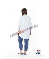 Рубашка Старк, , , 0104-Lz, , Рубашки